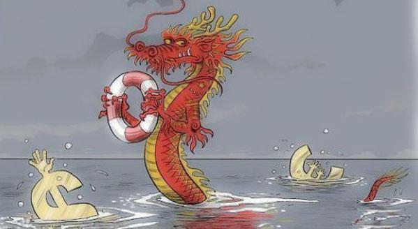 ¿Por qué China sigue siendo la mala de la película?