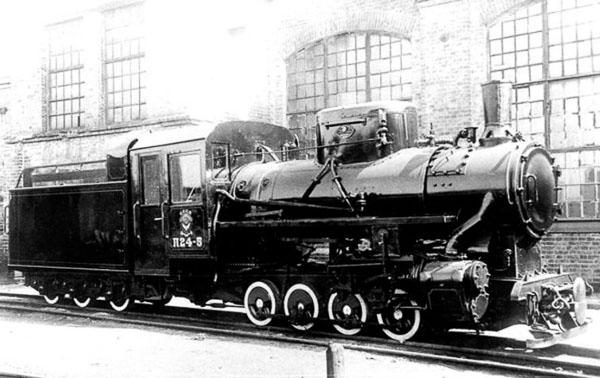 tren de vapor p24