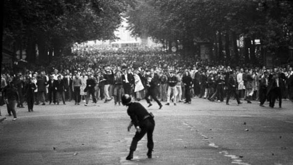 china mayo 1968