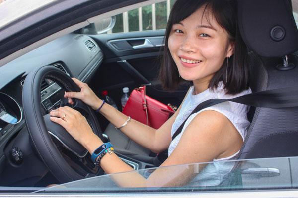 conducir china