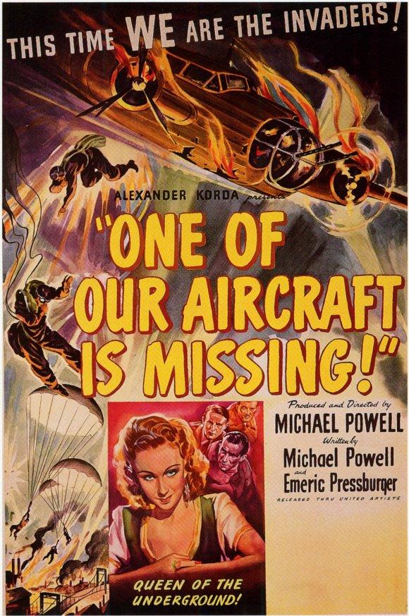Poster do filme E... um Avião não Regressou