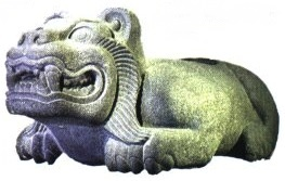Jaguar Olmeca