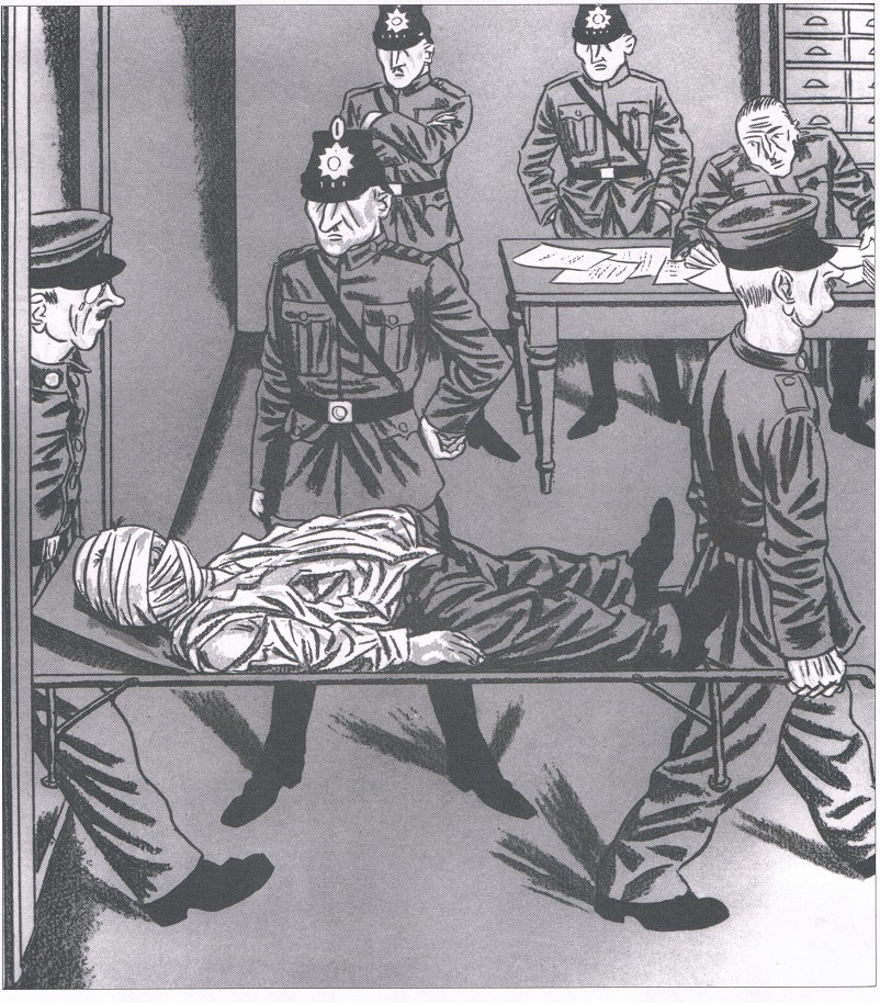 Caricatura 1927 2a guerra