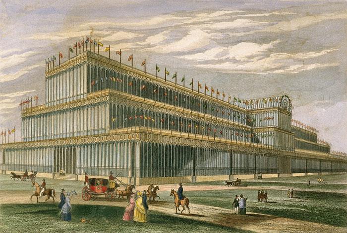 Palacio de Cristal Londres