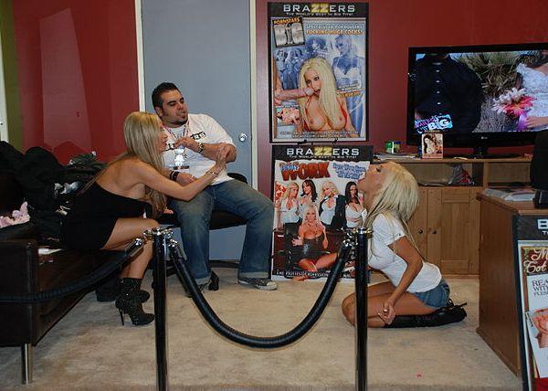 Brazzers en los AVN