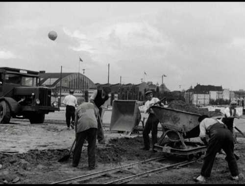 Bauarbeiter Berlin 1937