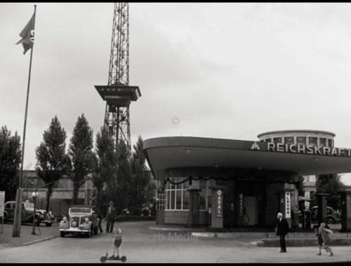 Berlin 1937 Funkturm