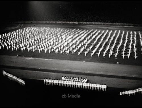 Sportfest in Berlin 1937