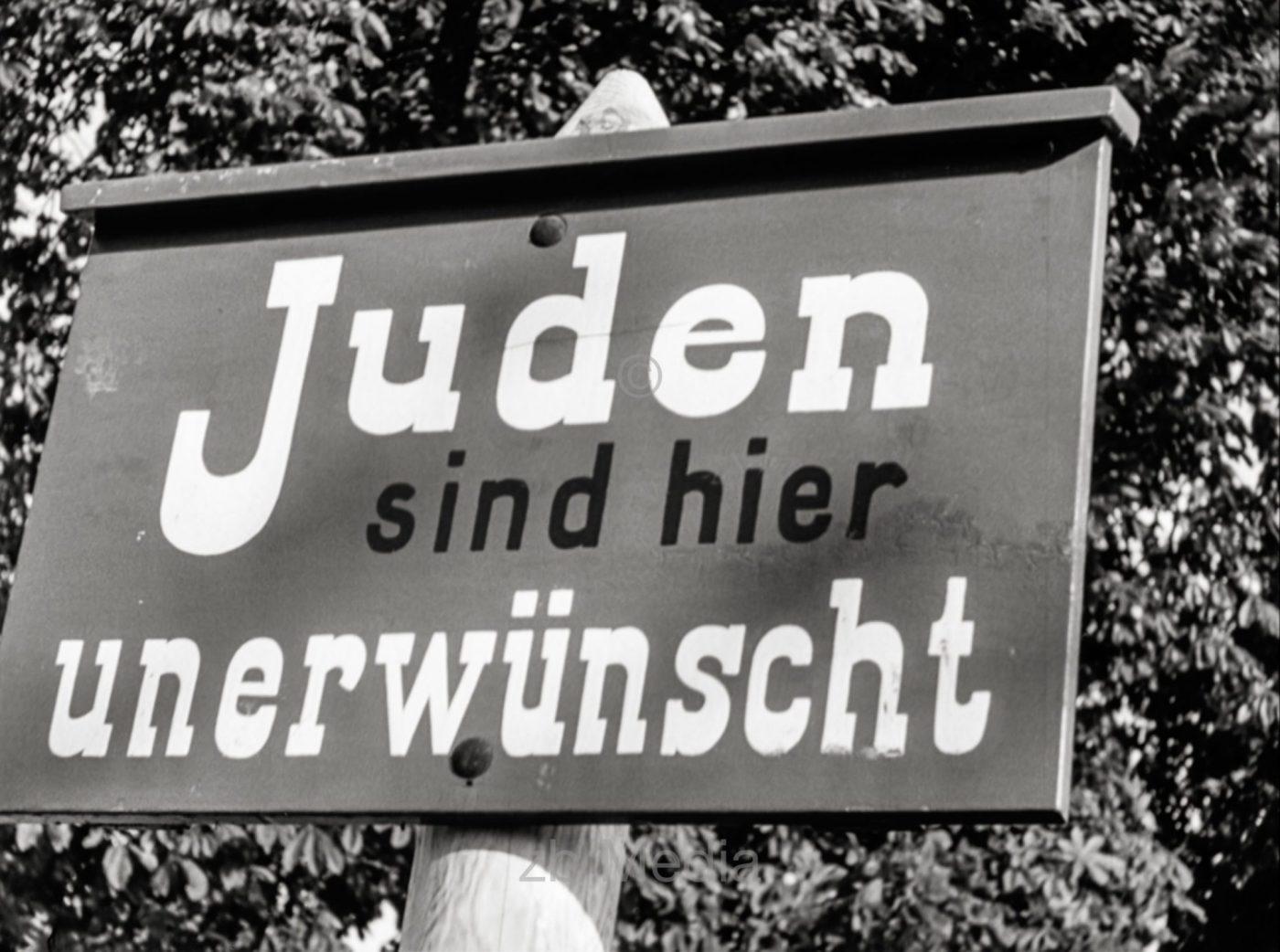 Deutschland 1937, Antisemitismus