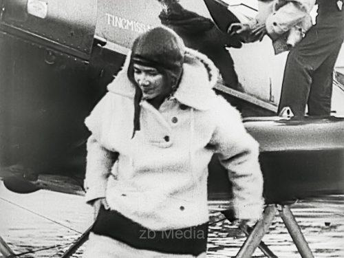 Anne Lindbergh 1933