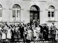 Kriegsbeginn 1939 - jubelnde Deutsch-Polen