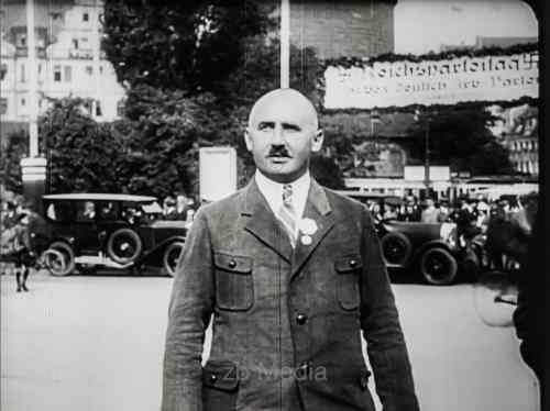 NSDAP party conference Nuremberg 1927, Julius Streicher