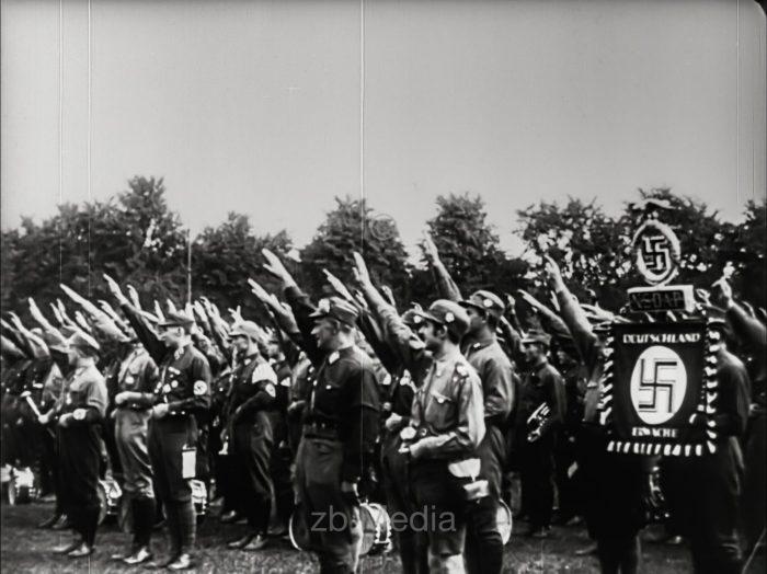 NSDAP Parteitag Nürnberg 1927
