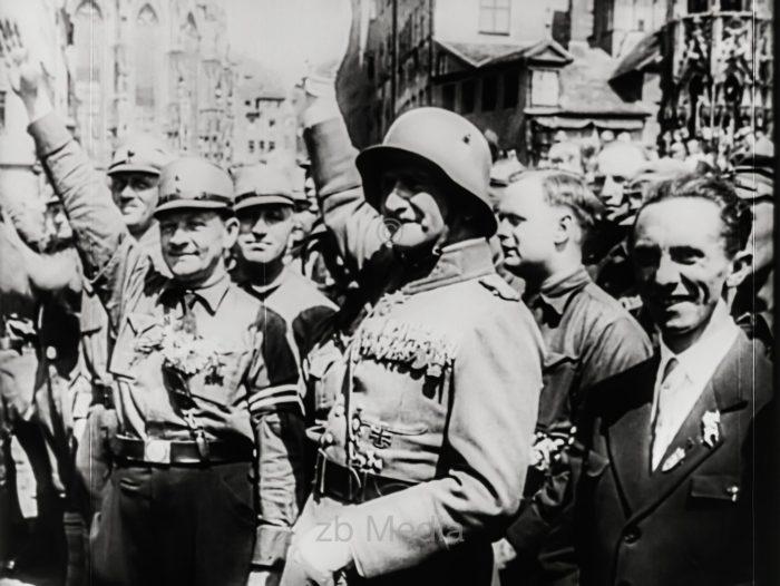NSDAP Parteitag Nürnberg 1929, Goebbels, Epp