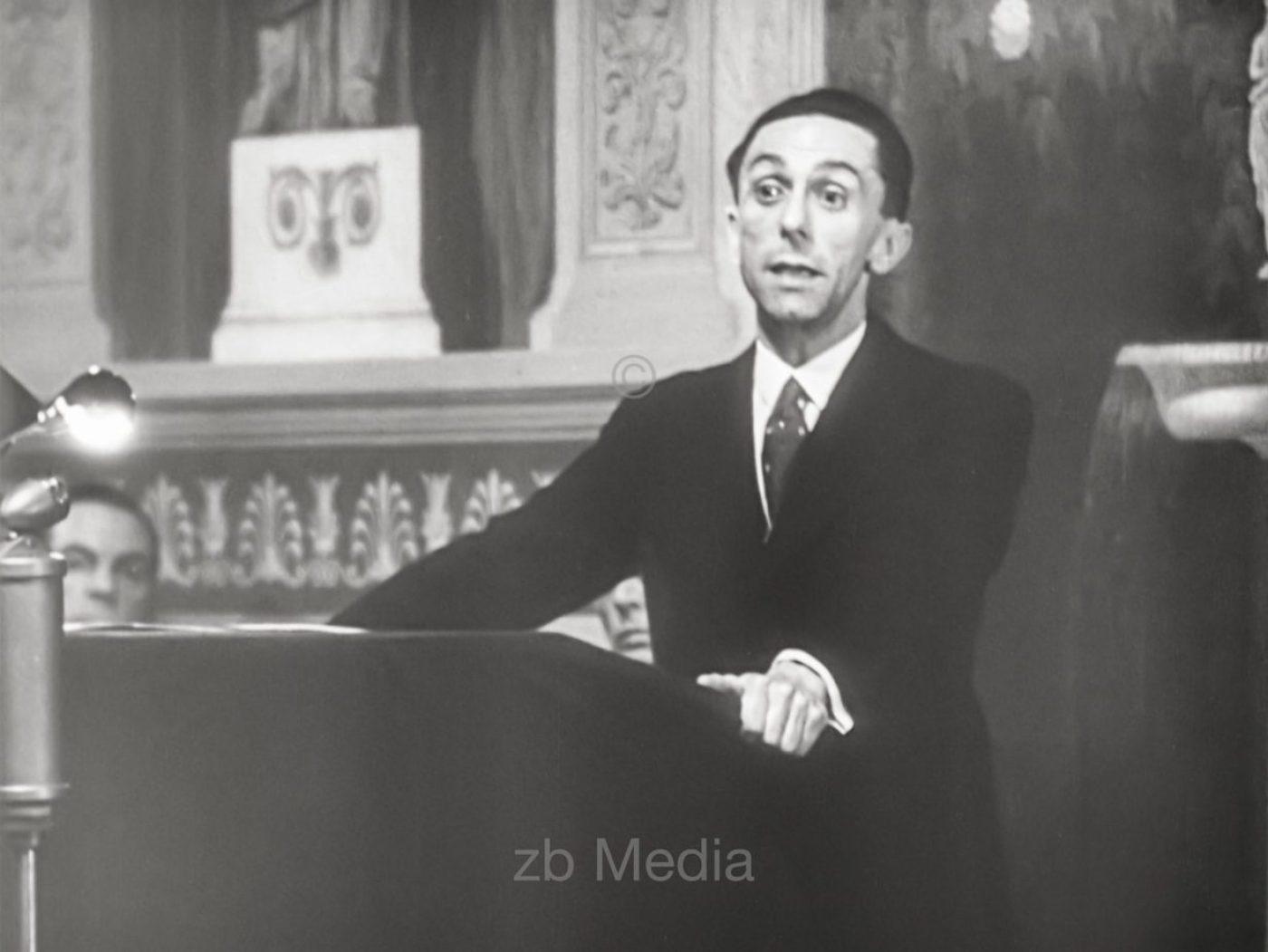 Goebbels Rede 1933
