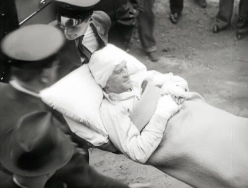 Hindenburg Katastrophe Lakehurst 1937