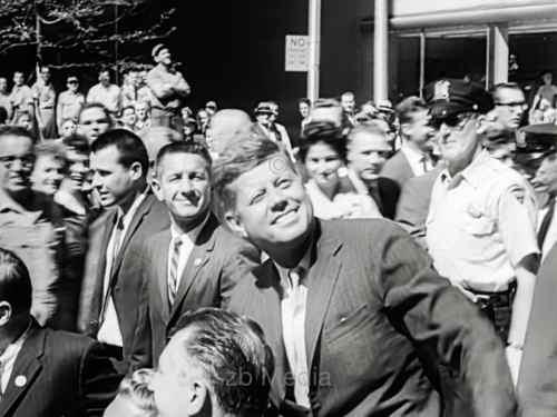 Präsident John F. Kennedy