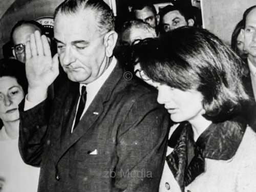 Ermordung von John F. Kennedy, 1963