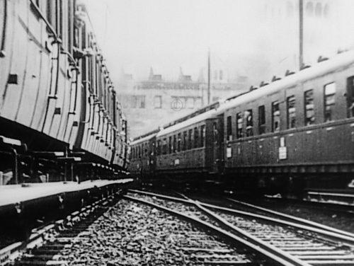 Bahnhof Leipzig 1930