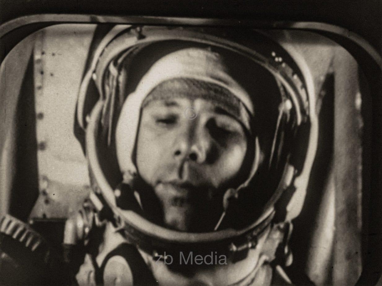 Kontrollzentrum Raumflug Juri Gagarin