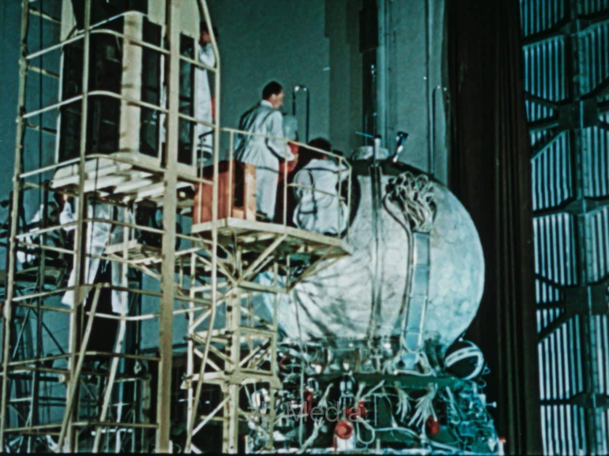 Raumschiffbau Wostok