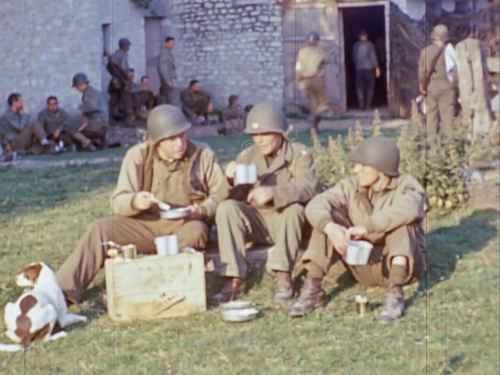 US-Kriegskorrespondenten, Normandie 1944