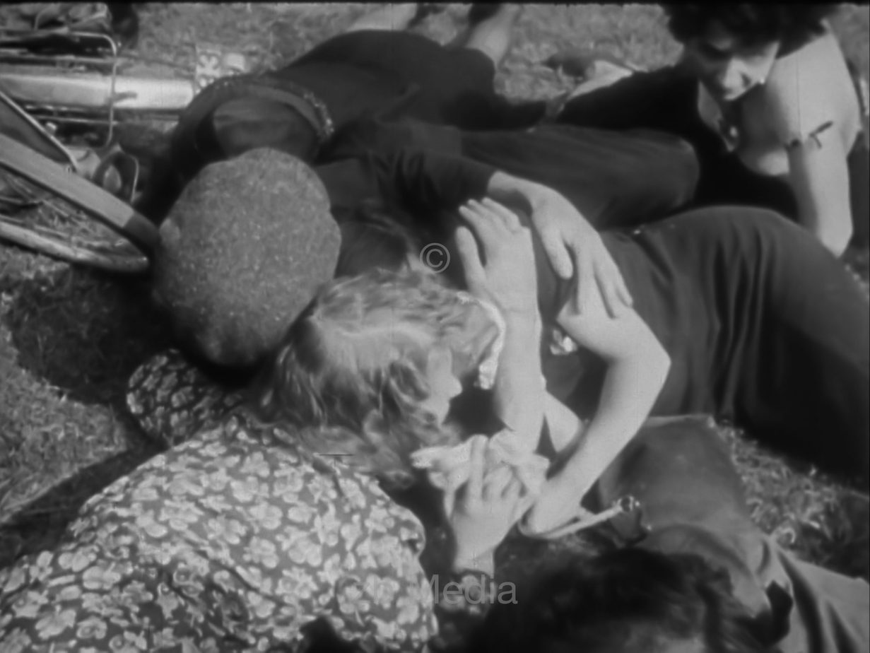 Straßenkämpfe in Paris 19.8.1944