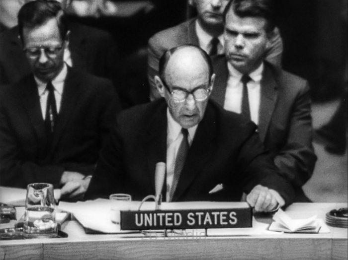 UN Weltsicherheitsrat New York 1964