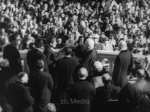 Amtseinführung John F. Kennedy 1961