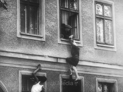 Berliner Mauer 1961