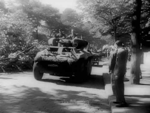 Panzer, Befreiung von Paris 19.8.1944