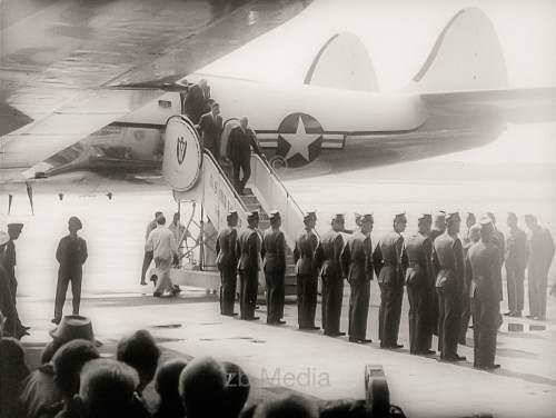 Flughafen Tempelhof 1961