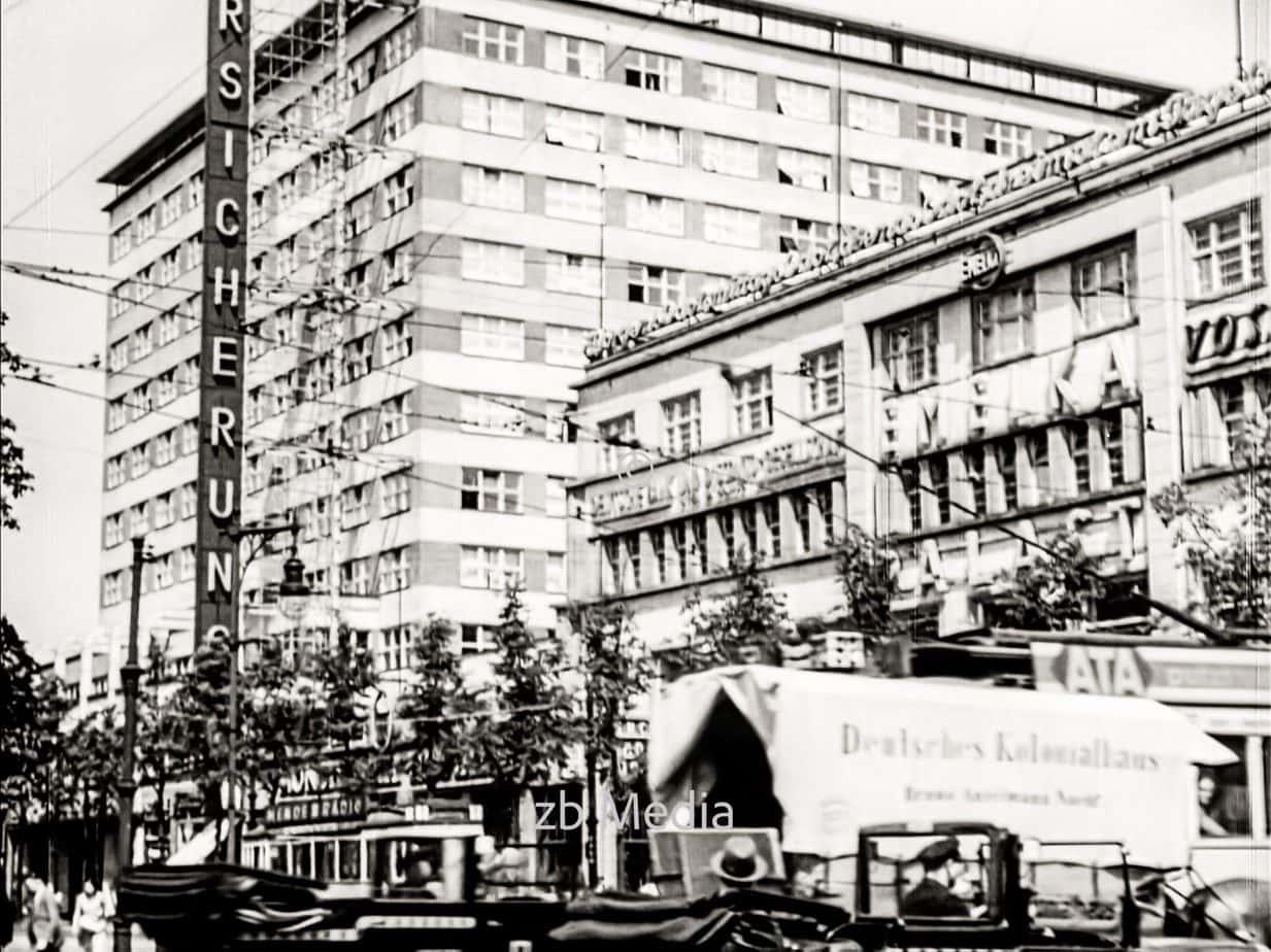 Bürohaus in Berlin 1930