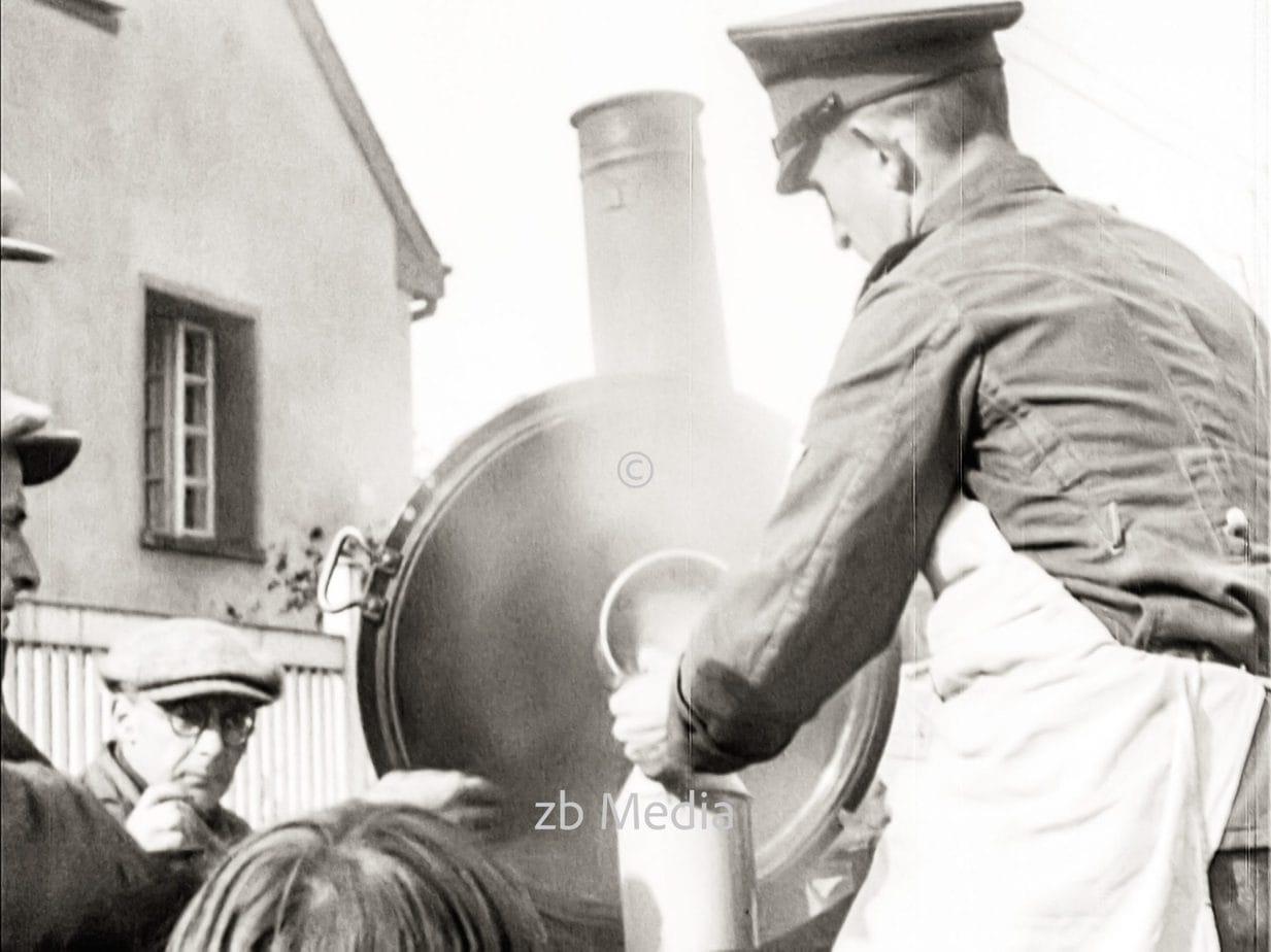 Suppenküche in Berlin 1930