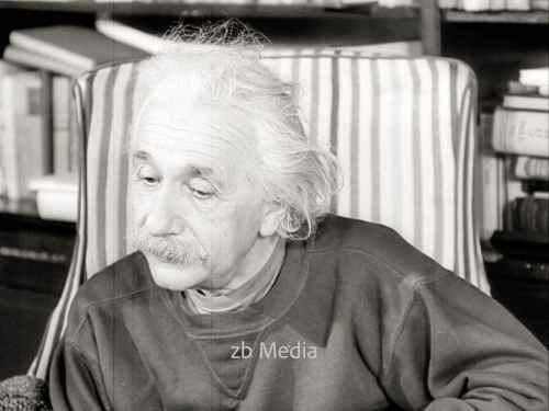 Albert Einstein und Anti-Atombewegung 1946