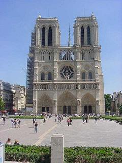 Arte Gótico. Las catedrales