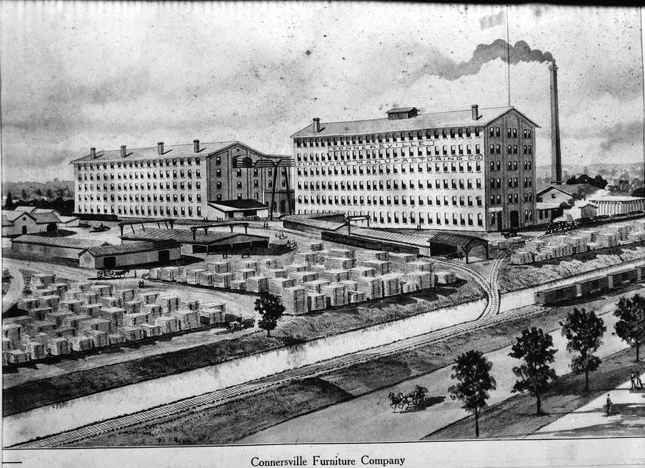 Pictures Connersville Furniture Factory Connersville Indiana