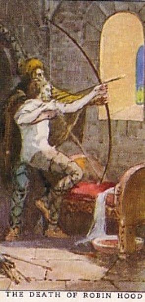 Death of Robin Hood CC