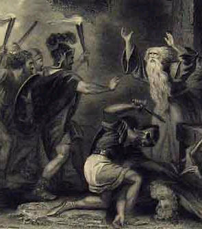 Massacre of the Druids