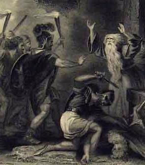 Massacre of the Druids