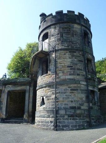 Edinburgh Watchtower WikiCommons