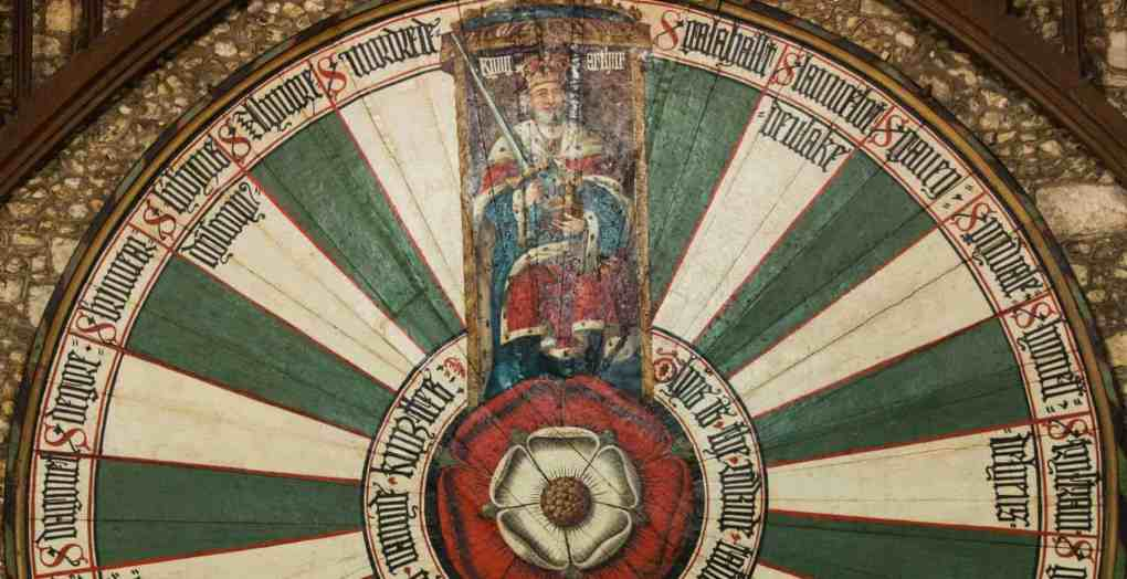 Who was King Arthur and where was Camelot?