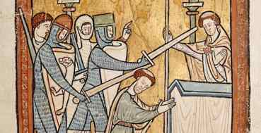 Image result for thomas becket archbishop of canterbury