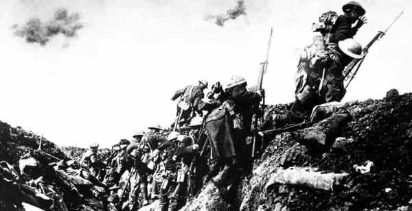 World War 1 Timeline - 1916 - Historic UK