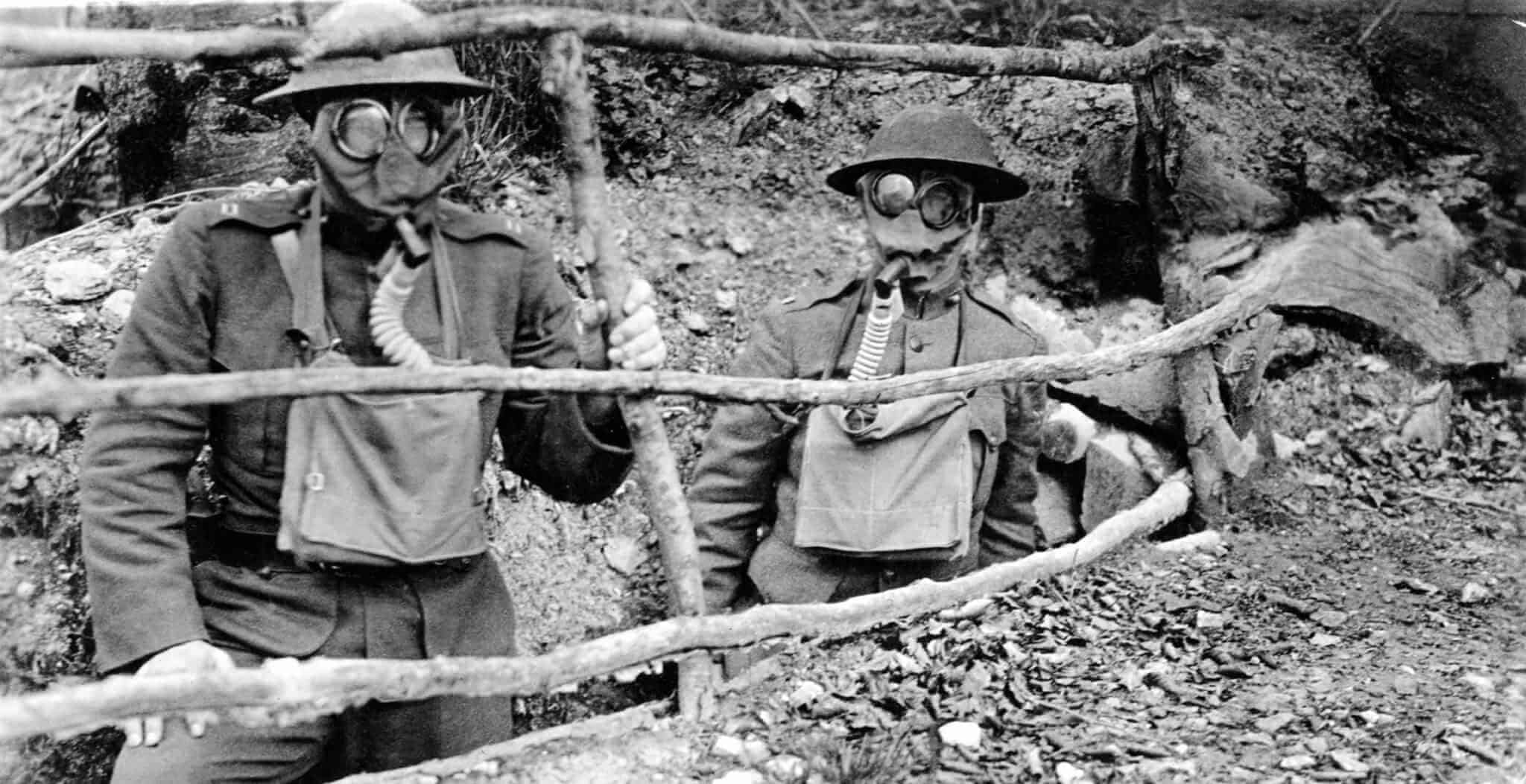 Timeline Of Events In And The End Of World War One