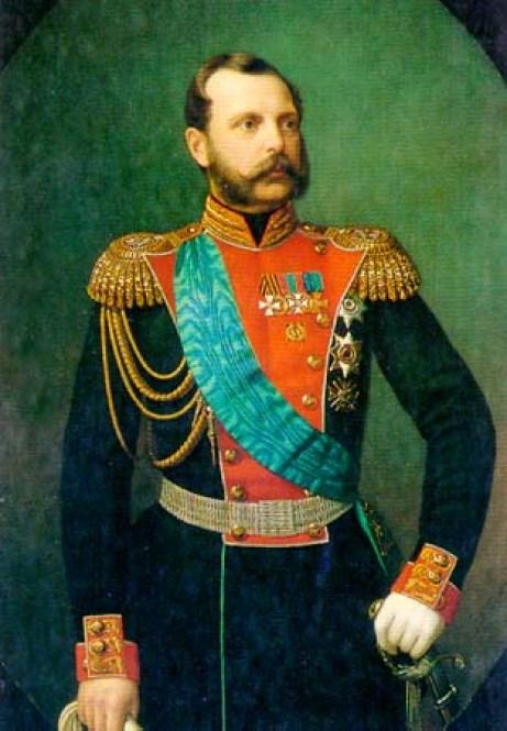 Αλέξανδρος Β΄ Νικολάγεβιτς (29 Απριλίου 1818 –13 Μαρτίου 1881), γνωστός ως Αλέξανδρος ο Ελευθερωτής, ήταν τσάρος της Ρωσίας από τις 3 Μαρτίου 1855 έως τη δολοφονία του το Μάρτιο του 1881. Είχε επίσης τον τίτλο του βασιλέα της Πολωνίας και του Μεγάλου Δούκα της Φινλανδίας.