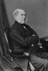Ο Βρετανός υπουργός Εξωτερικών Κλάρεντον (12 Ιανουαρίου 1800 - 27 Ιουνίου 1870)
