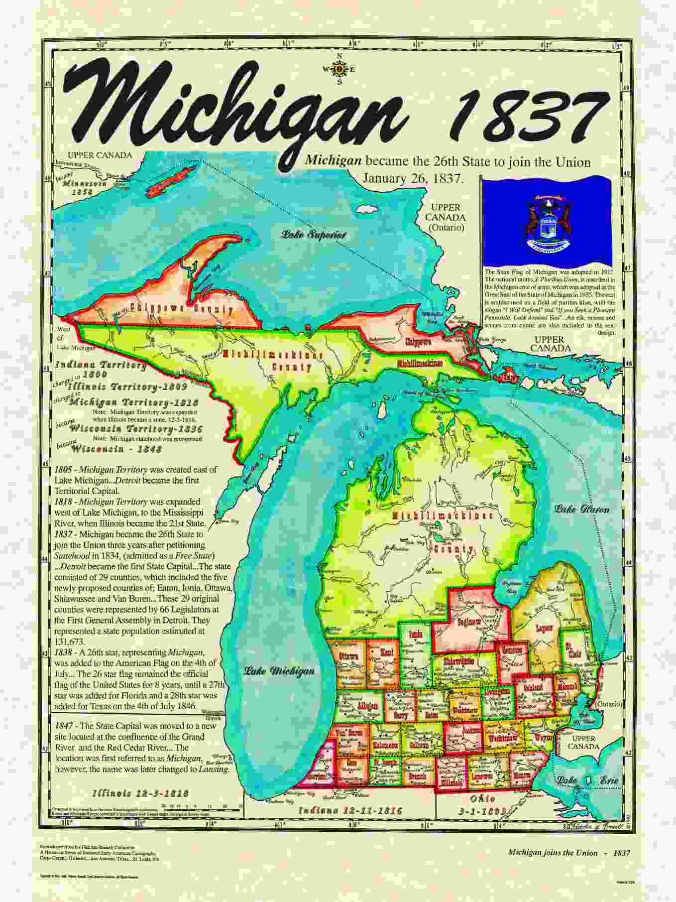 Statehood Maps