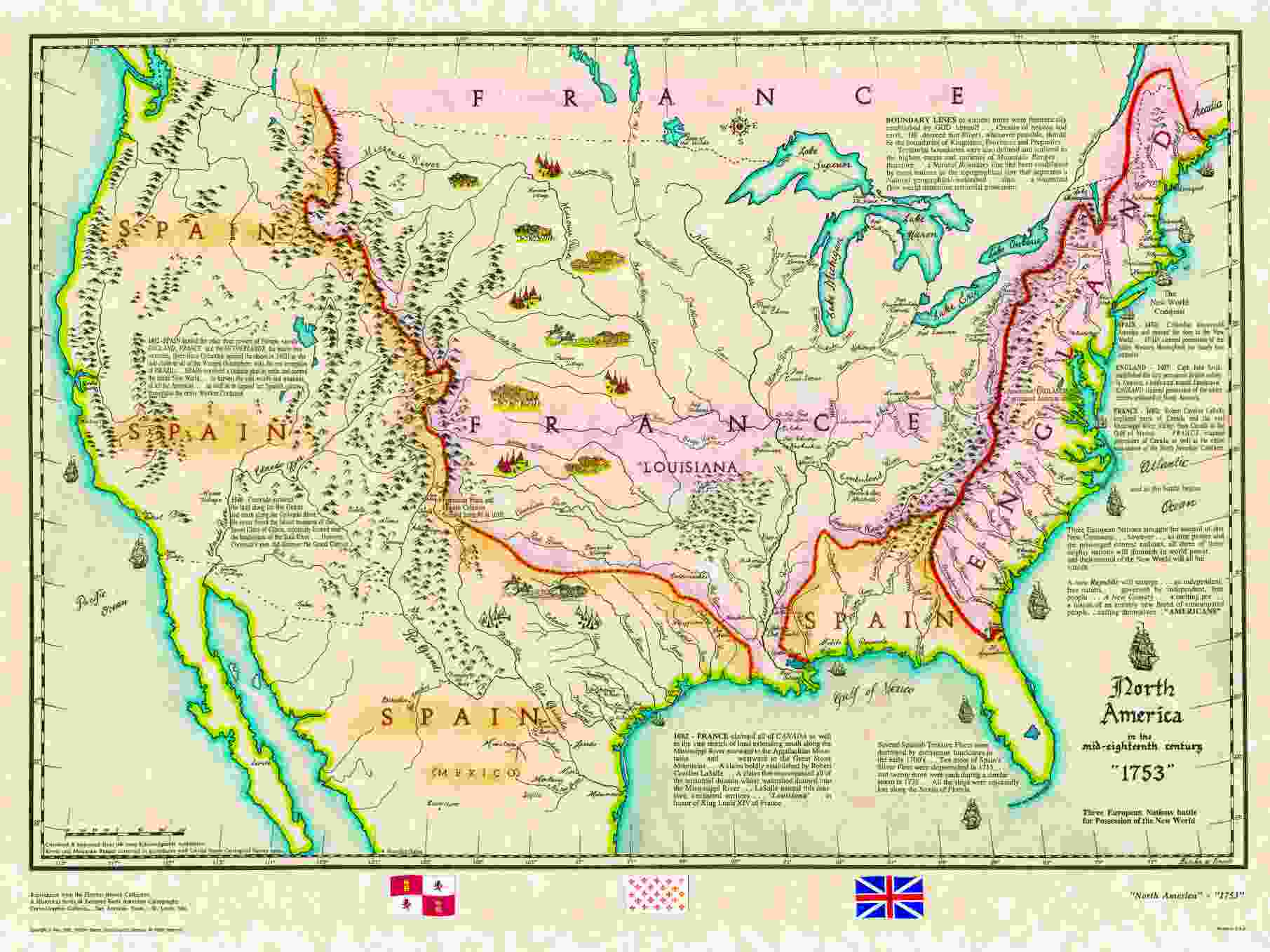 Map Showing Mountain Ranges In Us