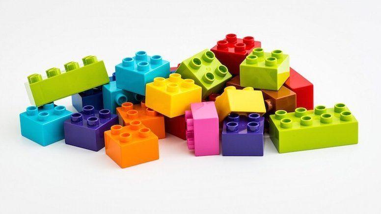 Mattoncini Lego o presunti tali
